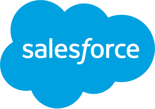 Large salesforce logo