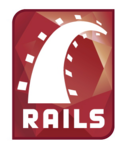 Small rails logo
