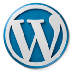 Small wordpress logo